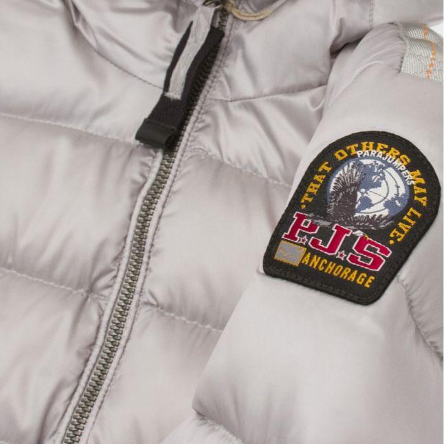 Boys Glacier Blue Pharrell Padded Jacket