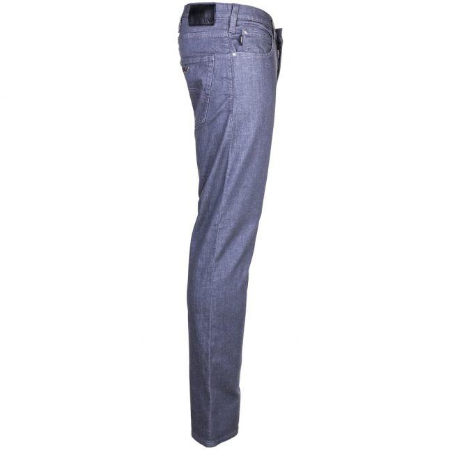 Mens Grey Wash J45 Slim Fit Jeans