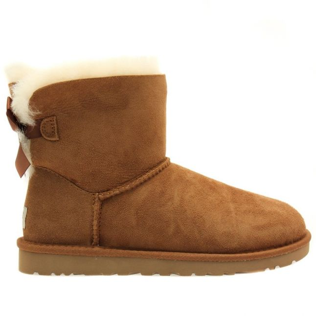 Australia Womens Chestnut Mini Bailey Bow Boots