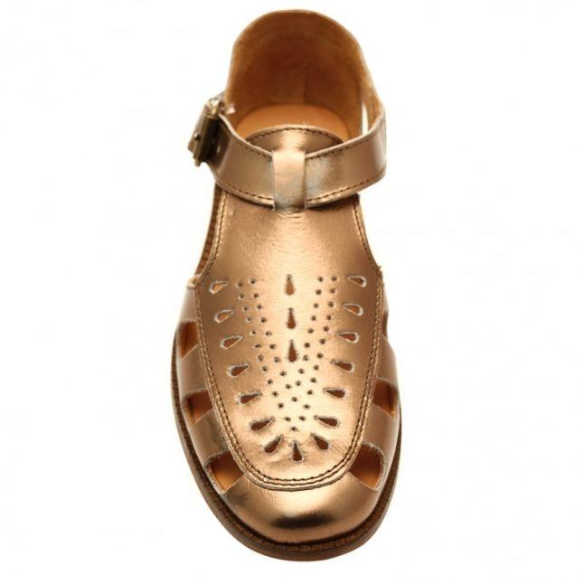 H By Hudson Womens Bronze Sherbert Sandals