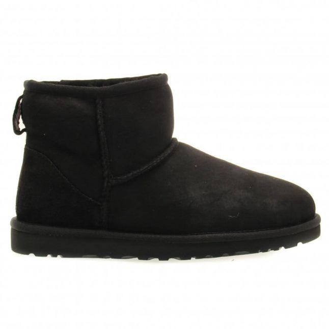 Womens Black Classic Mini Boots
