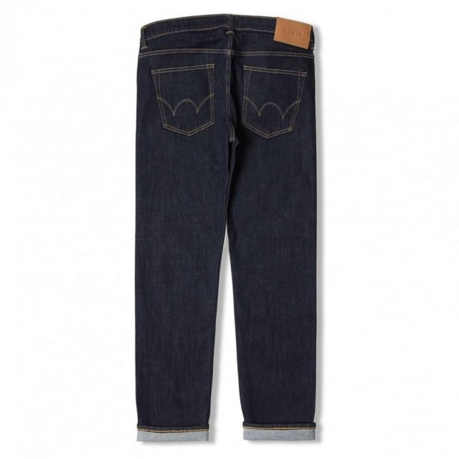 Mens CS Red Selvage ED80 Slim Tapered Jeans