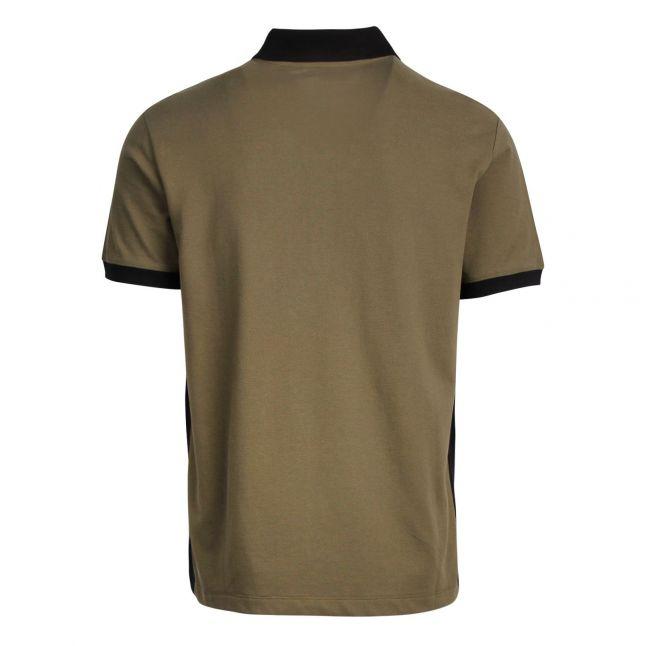 Mens Green T-Skatt-B1 S/s Polo Shirt