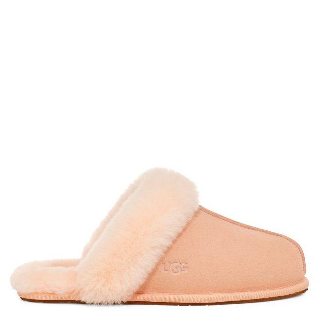 Womens Scallop Scuffette II Slippers
