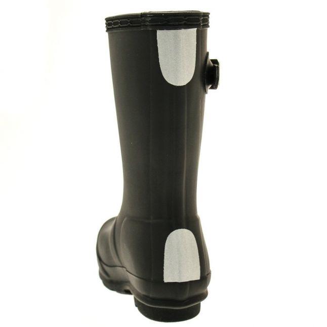 Kids Black Original Wellington Boots (7-11)
