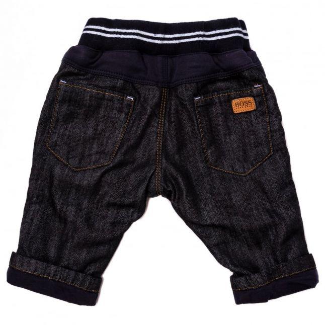 Baby Denim Wash Branded Jeans