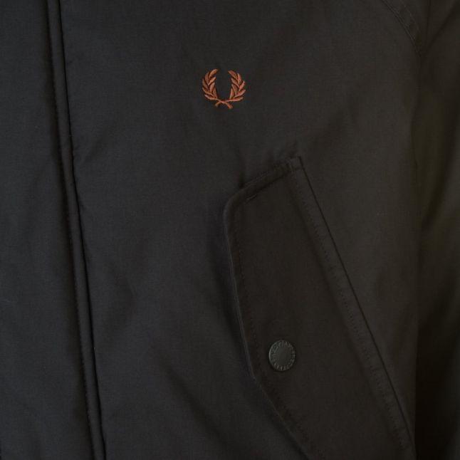 Mens Racing Green Portwood Jacket
