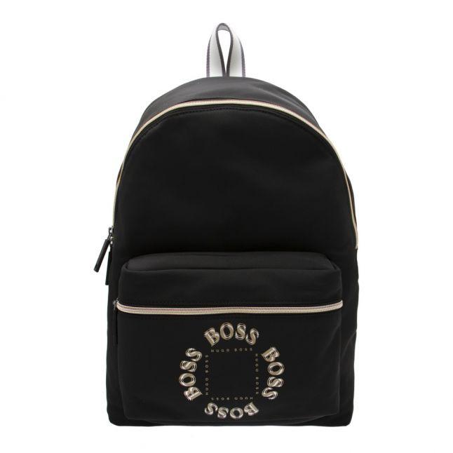 Athleisure Mens Black/Gold Pixel TL Backpack