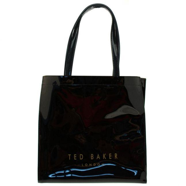 Womens Black Minacon Small Icon Bag