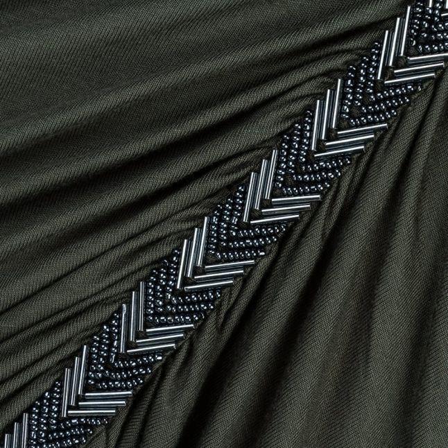 Womens Black Ink Lust Vest