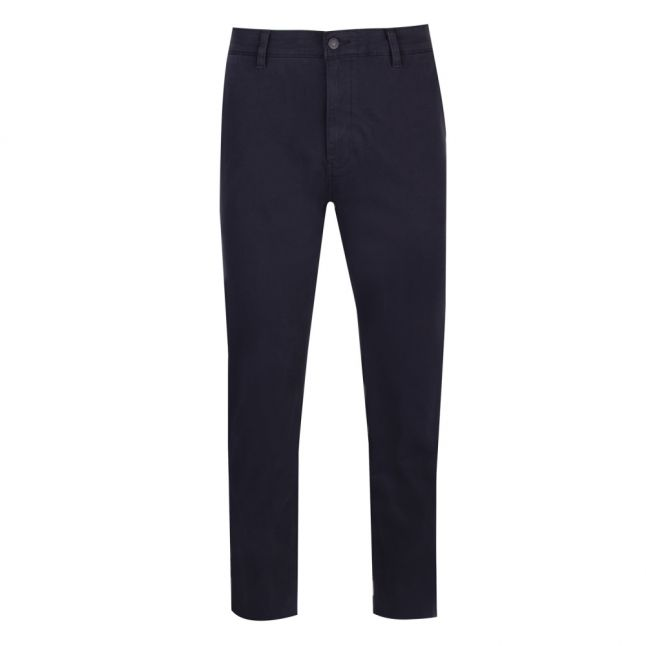 Mens Baltic Navy STD II Tapered Fit Chinos