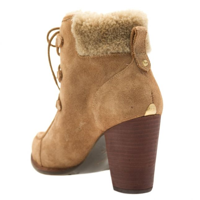 Womens Chestnut Analise Boots