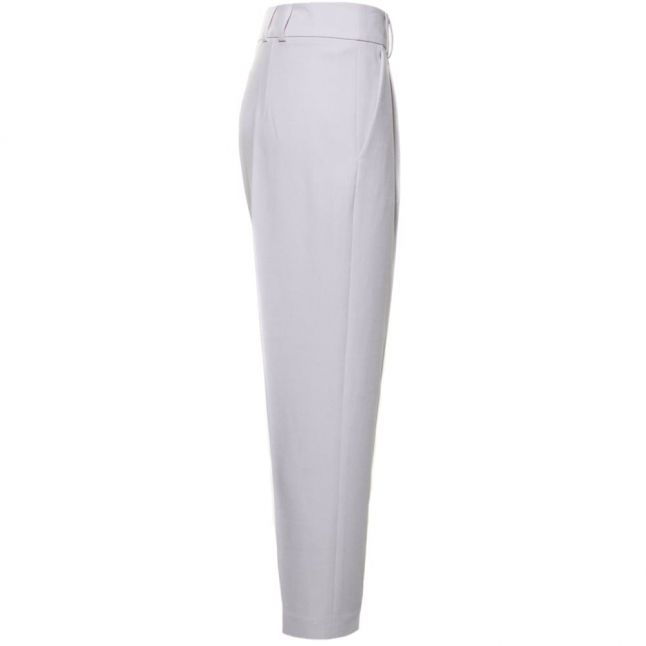 Womens African Stone Whisper Light Cropped Trousers