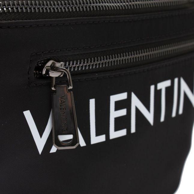 Valentino by Mario Valentino Mens Black Kylo Logo Bumbag