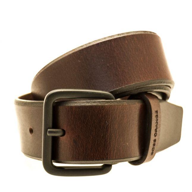 Mens Dark Brown Joerg Belt