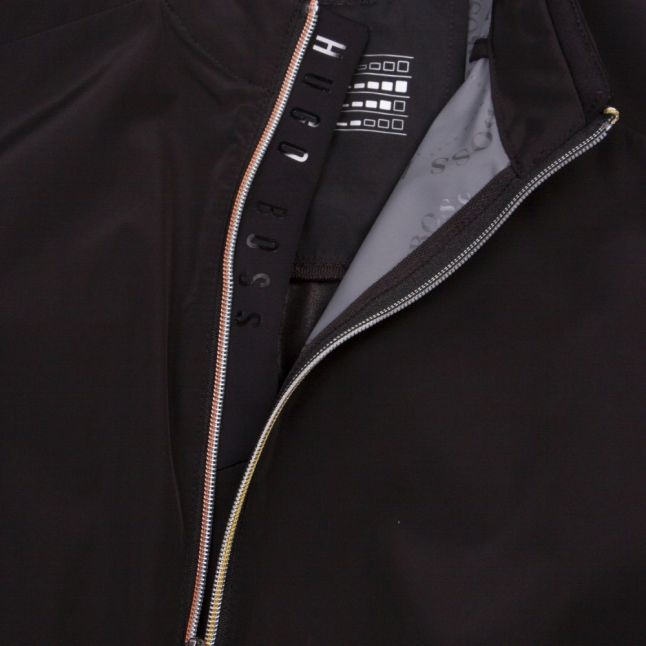 Athleisure Mens Black J_Laser Jacket