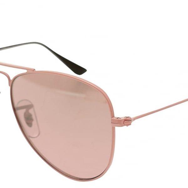 Junior Pink Mirror RJ9506S Aviator Sunglasses