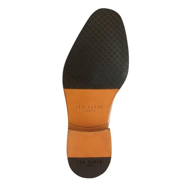 Mens Tan Marar Leather Shoe