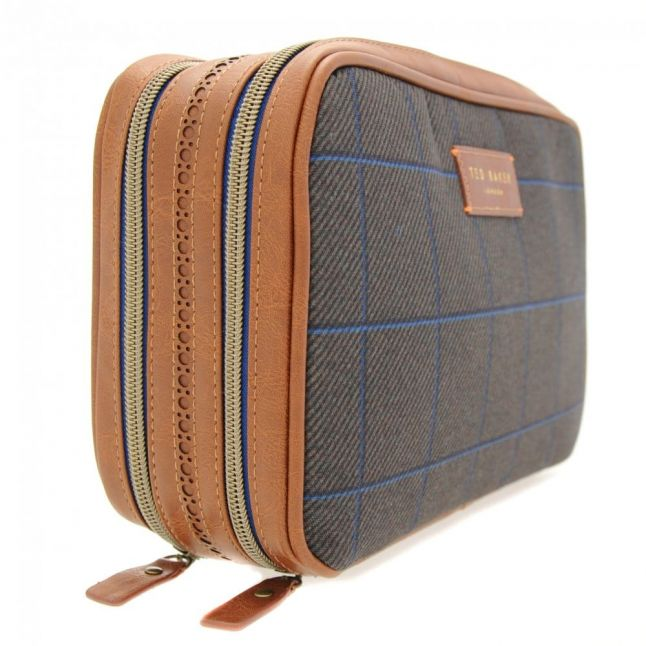 Tweed & Canoe Clobber Bag