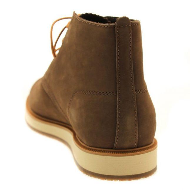 Mens Dark Brown Millard 116 Chukka Boots