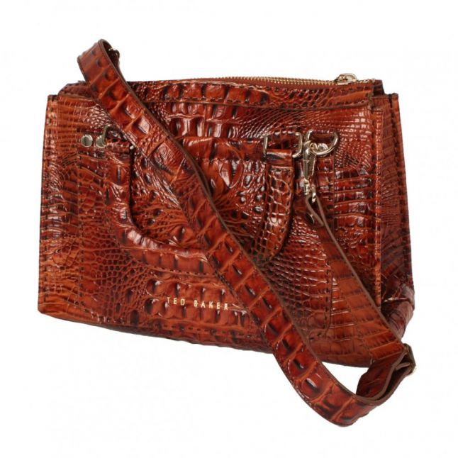 Crocory Bag in Brown