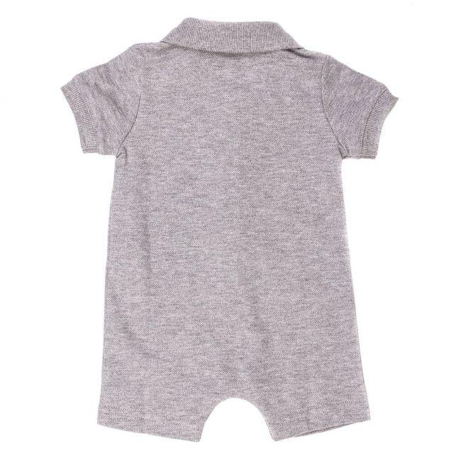 Baby Marl Grey Nunzio Romper