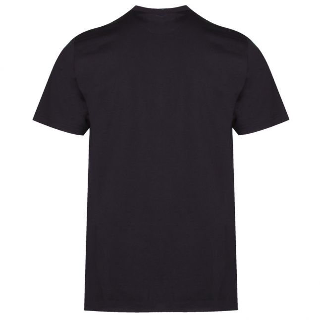 Mens Black T-Diego-Logo S/s T Shirt