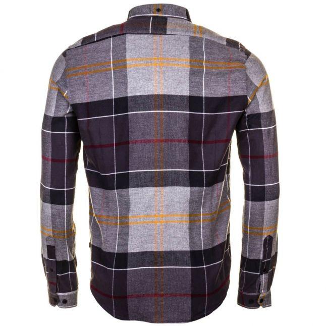 Heritage Mens Modern Tartan Johnny Slim Fit L/s Shirt