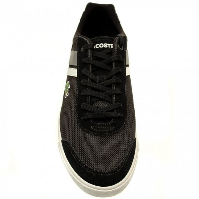 Mens Black Comba 116 Trainers