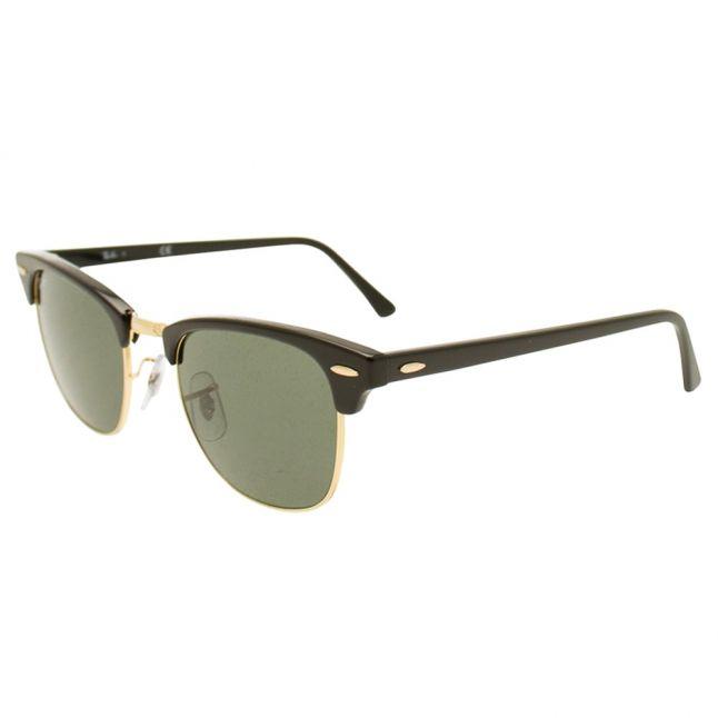 Ebony/Arista/Green RB3016 Clubmaster Sunglasses