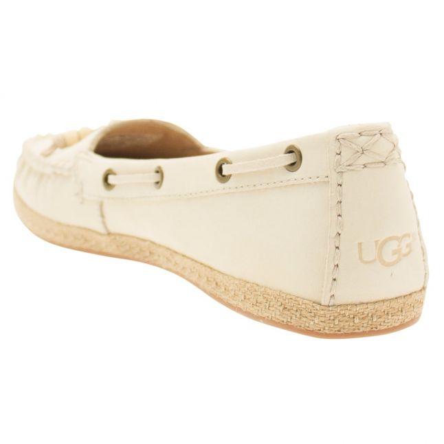 Womens Antique White Suzette Shoes