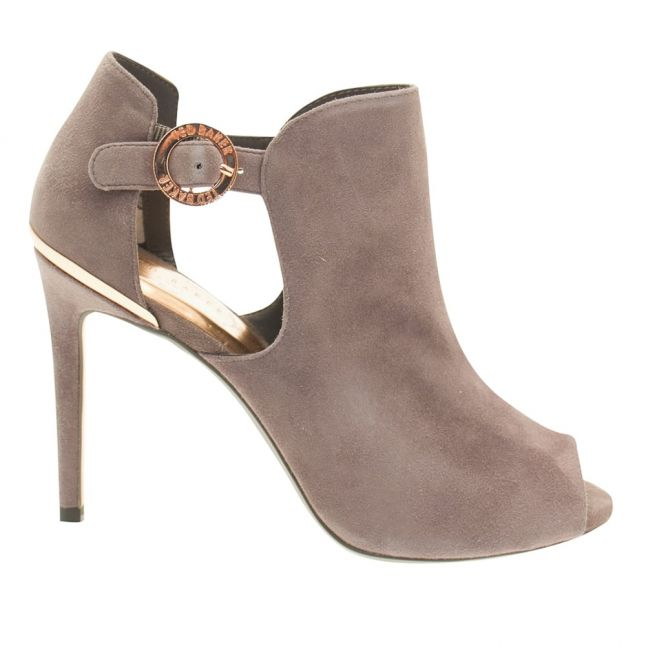Dark Grey Womens Sandrouse Boots