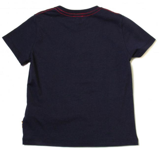 Boys Navy Loune 2 S/s Tee Shirt
