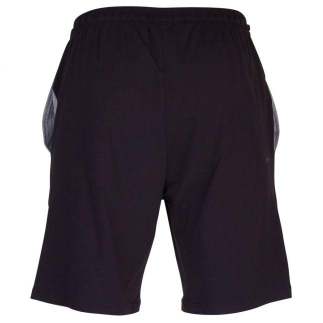 Mens Black Lounge Shorts