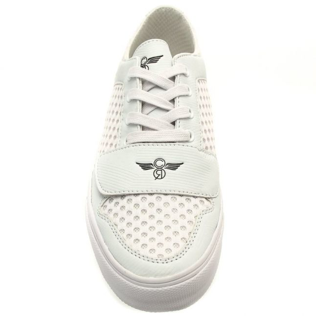 CreativeRecreationMensWhiteCesarioLoXVILinearTrainers