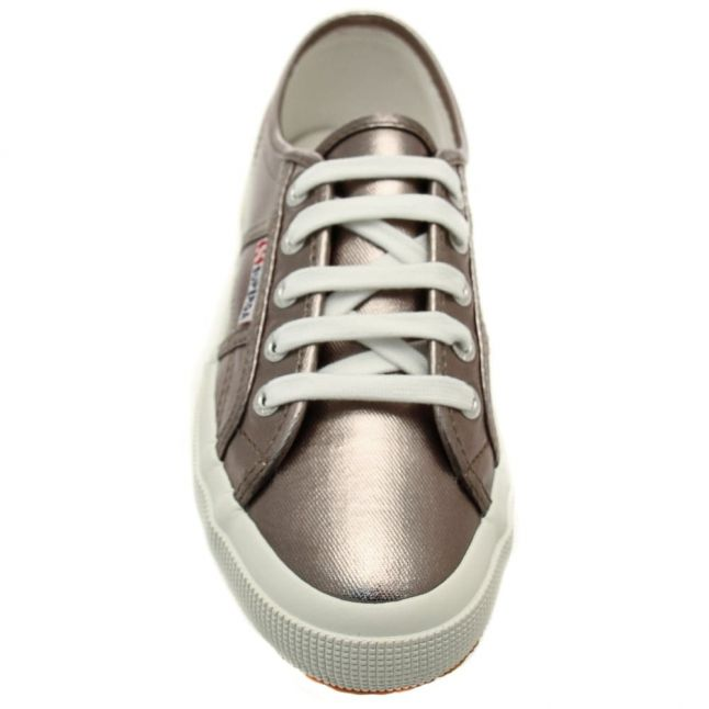 Womens Grey Metallic 2750 Cotmetu Trainers