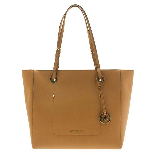 Womens Acorn Walsh Large Top Zip Tote Bag