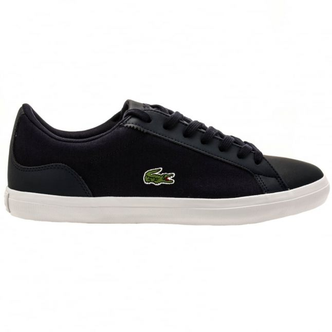 Mens Navy Lerond Trainers