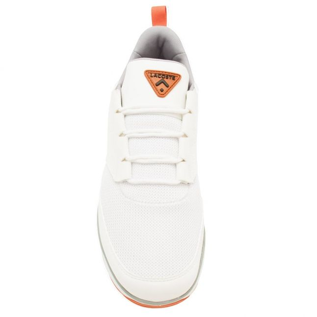 Mens White Light Trainers