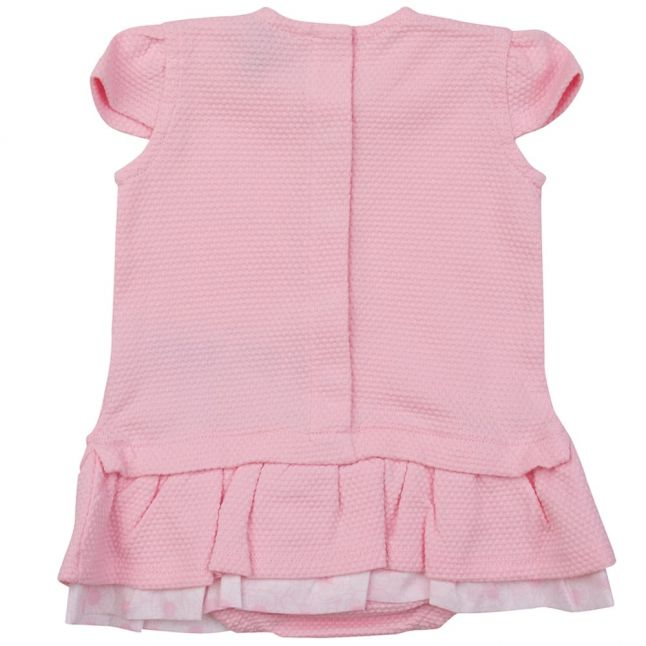 Baby Pink Dress Romper