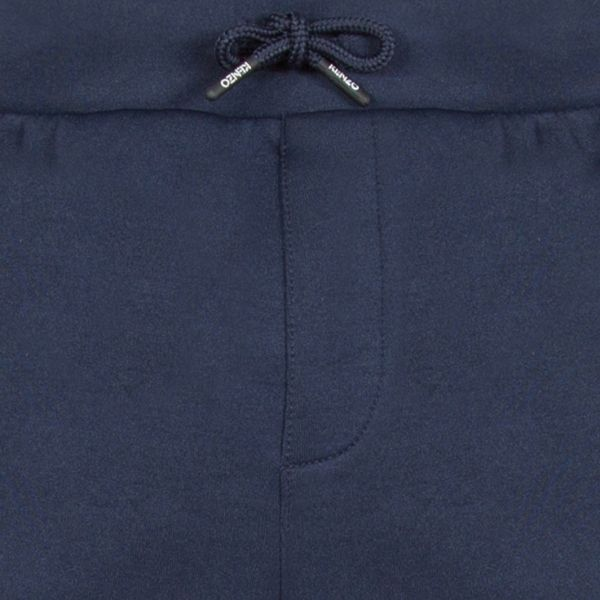 Junior Navy Gildas Tape Sweat Pants