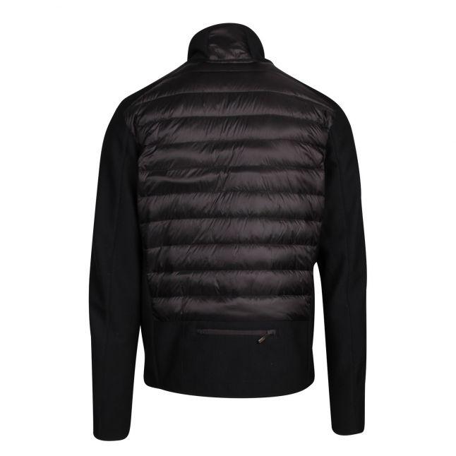 Mens Black Jayden Hybrid Jacket