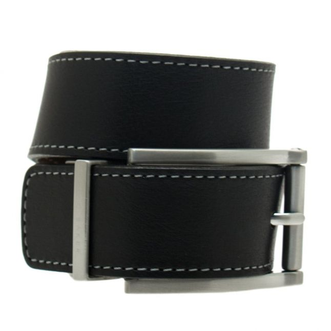 Ted Baker Mens Black & Brown Bream Reversible Belt | Hurleys