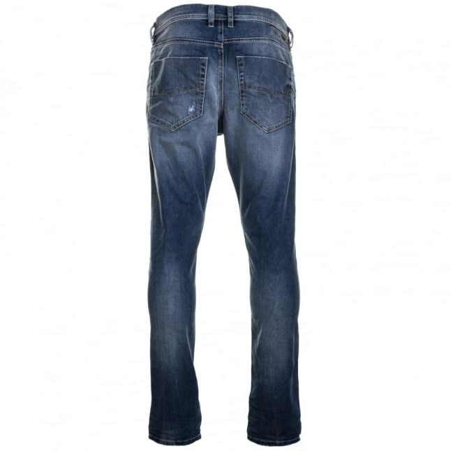 Mens 0853y Wash Tepphar Carrot Fit Jeans