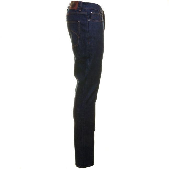 Mens Rinse Wash Erwood Slim Fit Jeans