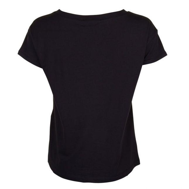 Womens Black Heart s/s Tee Shirt