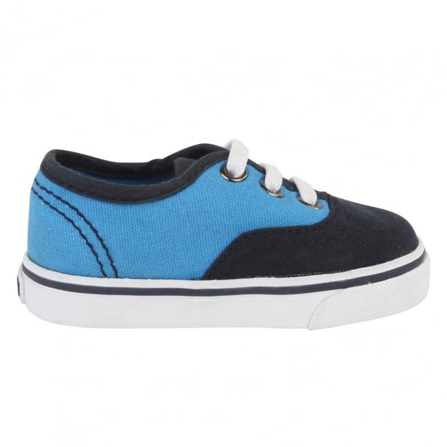 Baby Blue Branded Trainers (17-25)