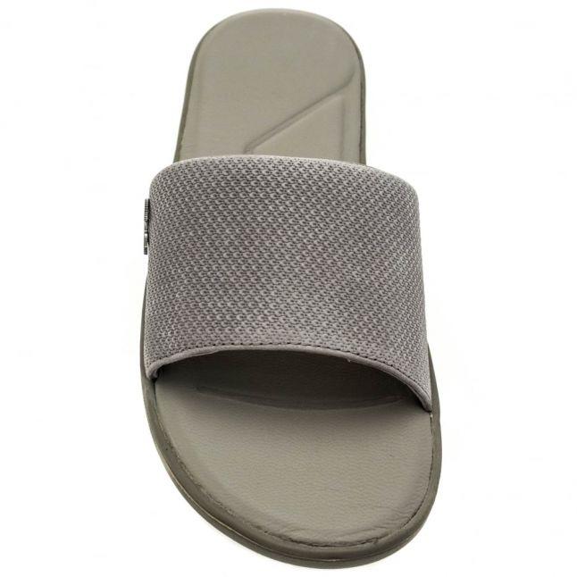 Mens Grey L.30 Slide Casual Sandals