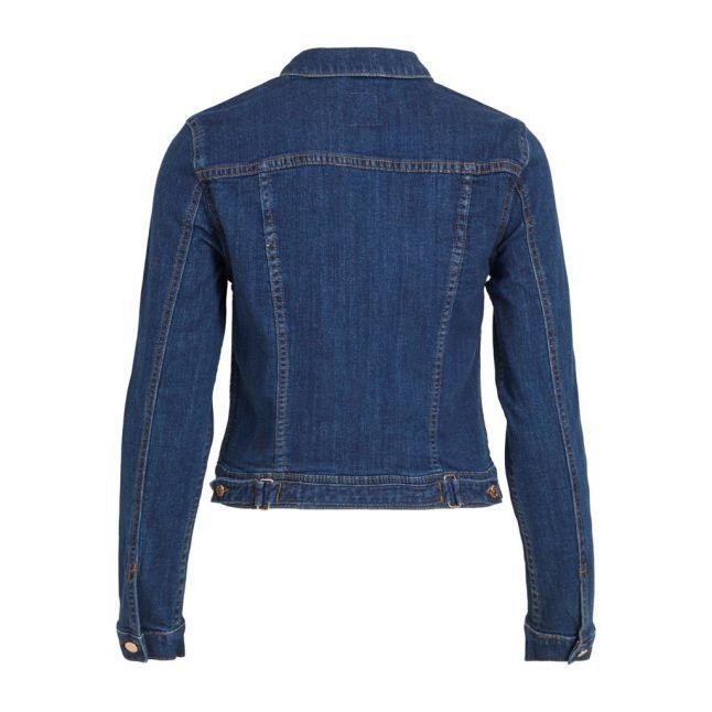 Womens Medium Blue Vishow Denim Jacket