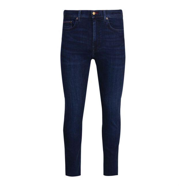 Mens Bridger Indigo Bleecker Slim Fit Jeans